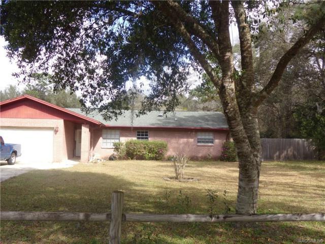 8259 W Scotch Pine Lane, Crystal River, FL 34428 (MLS #780665) :: Pristine Properties