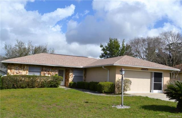 4601 W Buttonbush Drive, Beverly Hills, FL 34465 (MLS #780684) :: Plantation Realty Inc.