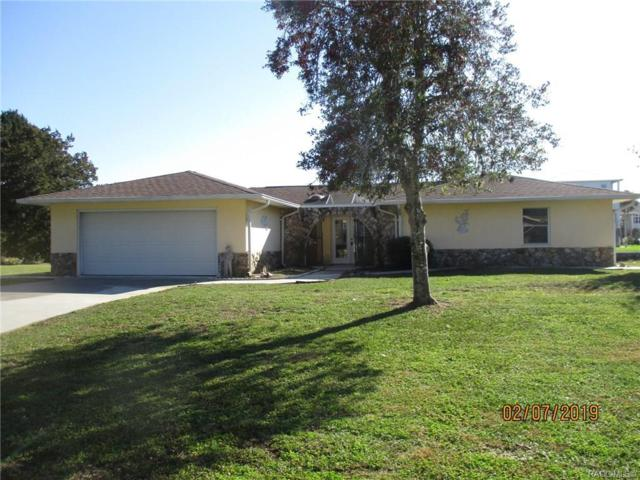 11686 W Coquina Court, Crystal River, FL 34429 (MLS #780685) :: Plantation Realty Inc.