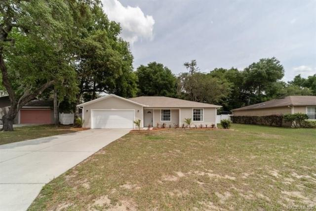724 Shelly Terrace, Inverness, FL 34450 (MLS #780691) :: Plantation Realty Inc.