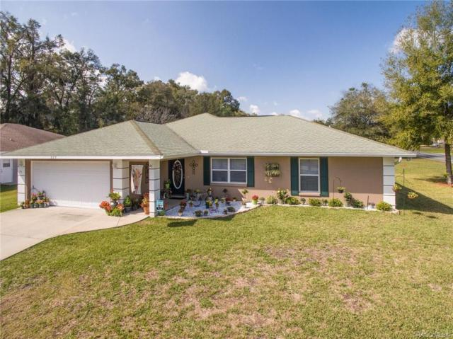 320 S Montgomery Avenue, Inverness, FL 34452 (MLS #780698) :: Plantation Realty Inc.