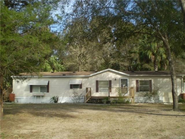 2349 S Hull Terrace, Homosassa, FL 34448 (MLS #780702) :: Plantation Realty Inc.