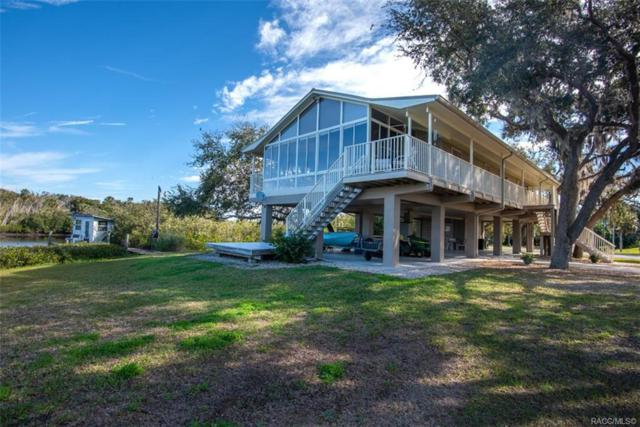 14470 W Ozello Trail, Crystal River, FL 34429 (MLS #780713) :: Pristine Properties
