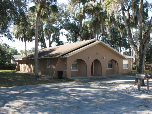 638 NE 1st Street, Crystal River, FL 34429 (MLS #780715) :: Plantation Realty Inc.