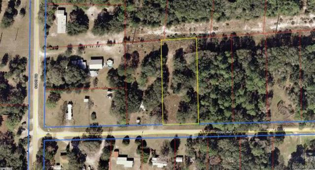 00 Rose Avenue, Inglis, FL 34449 (MLS #780720) :: Pristine Properties