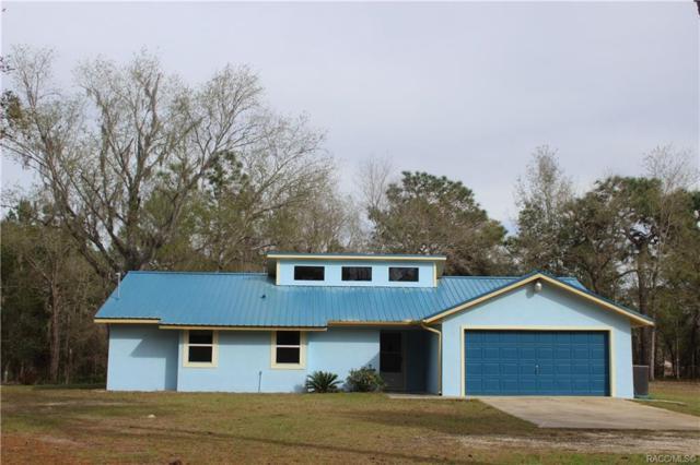 3609 N Holiday Drive, Crystal River, FL 34429 (MLS #780734) :: Plantation Realty Inc.
