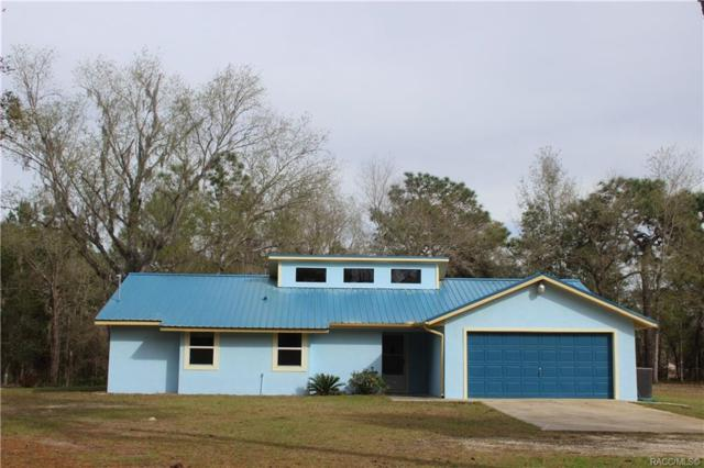 3609 N Holiday Drive, Crystal River, FL 34429 (MLS #780734) :: Pristine Properties