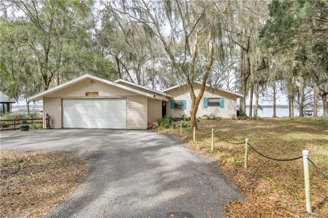 6615 W Riverbend Road, Dunnellon, FL 34433 (MLS #780737) :: Plantation Realty Inc.