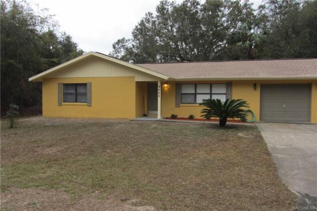 9662 W Green Lane, Crystal River, FL 34429 (MLS #780742) :: Plantation Realty Inc.