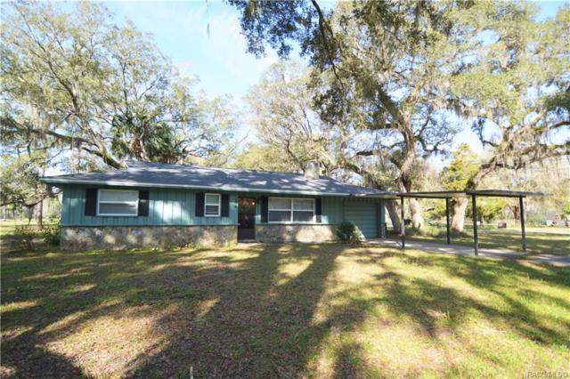 234 S Ricky Terrace, Inverness, FL 34450 (MLS #780745) :: Plantation Realty Inc.