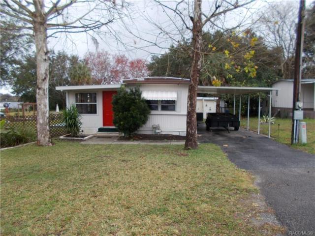 4681 N Apache Trail, Hernando, FL 34442 (MLS #780764) :: Pristine Properties