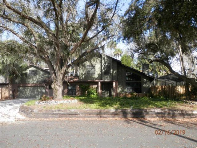 4215 S Purslane Drive, Homosassa, FL 34448 (MLS #780770) :: Plantation Realty Inc.