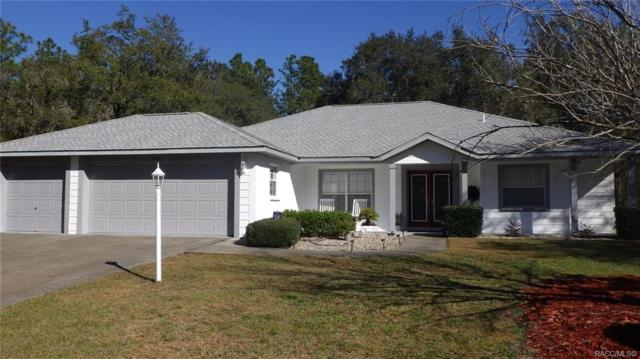 625 N Heathrow Drive, Lecanto, FL 34461 (MLS #780780) :: Plantation Realty Inc.