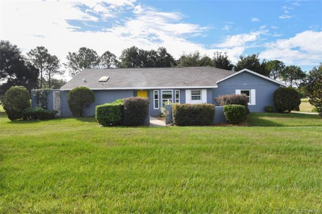 100 E Cumberland Court, Hernando, FL 34442 (MLS #780795) :: Plantation Realty Inc.