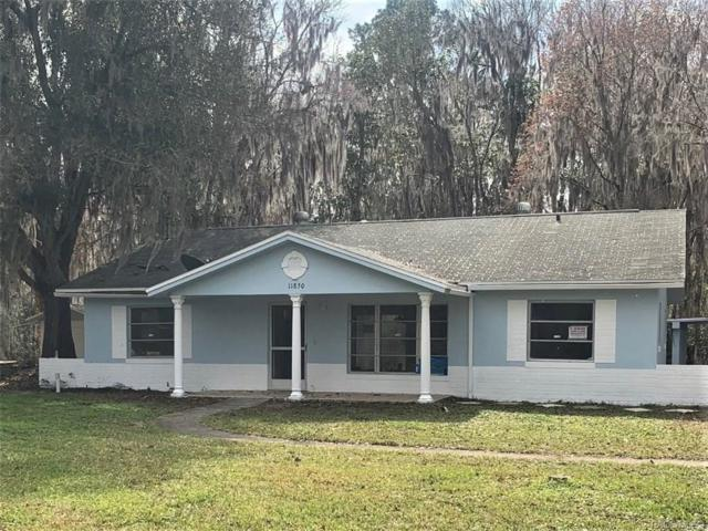 11850 SE 197th Place, Dunnellon, FL 34431 (MLS #780807) :: Plantation Realty Inc.