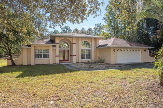 5479 N Nakoma Drive, Beverly Hills, FL 34465 (MLS #780814) :: Plantation Realty Inc.