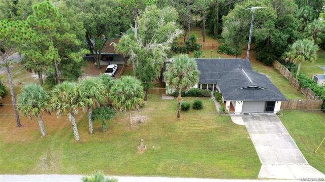 9564 W Plantation Lane, Crystal River, FL 34429 (MLS #780868) :: Plantation Realty Inc.