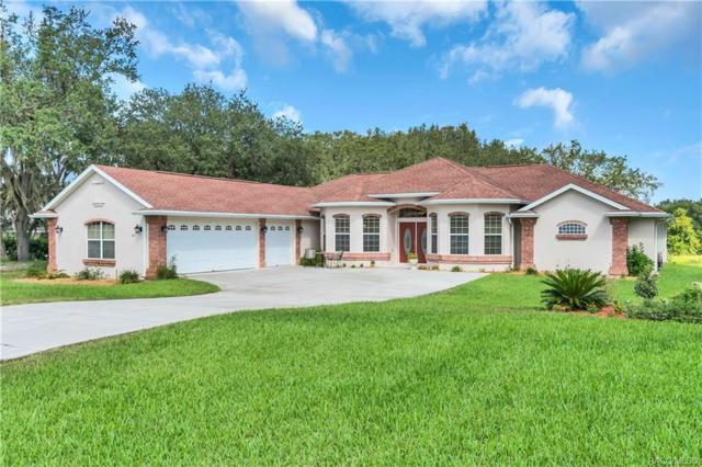 9871 E Tryon Court, Inverness, FL 34450 (MLS #780877) :: Plantation Realty Inc.