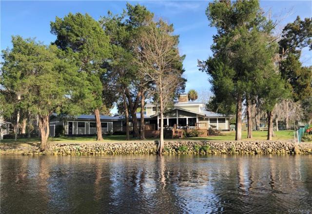 11588 N Caribee Point, Inglis, FL 34449 (MLS #780883) :: Pristine Properties