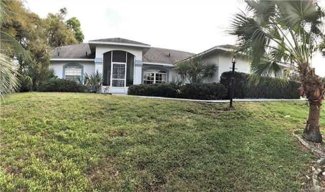 3129 E Sweet Meadow Court, Hernando, FL 34442 (MLS #781121) :: Pristine Properties