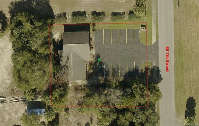 154 SE 7th Avenue, Crystal River, FL 34429 (MLS #781164) :: Plantation Realty Inc.
