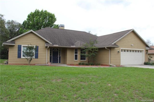 5524 W Woodside Drive, Crystal River, FL 34429 (MLS #781226) :: Plantation Realty Inc.