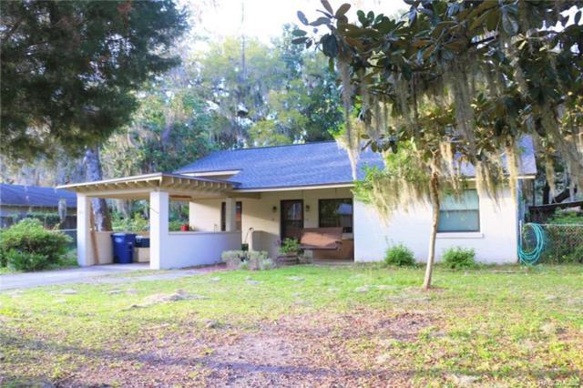 421 NE 9th Street, Crystal River, FL 34428 (MLS #781284) :: Plantation Realty Inc.