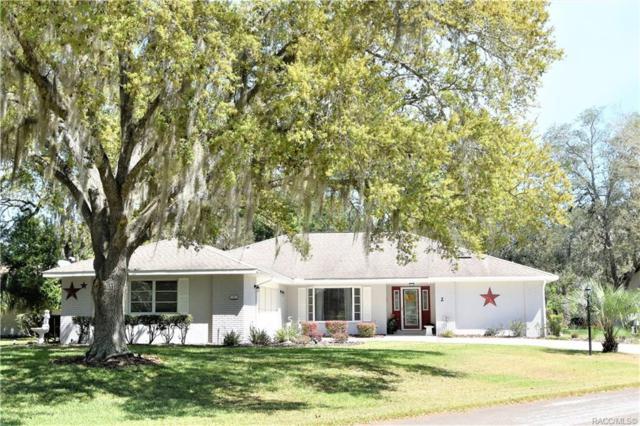 2 E Sandpine Court, Homosassa, FL 34446 (MLS #781288) :: Plantation Realty Inc.