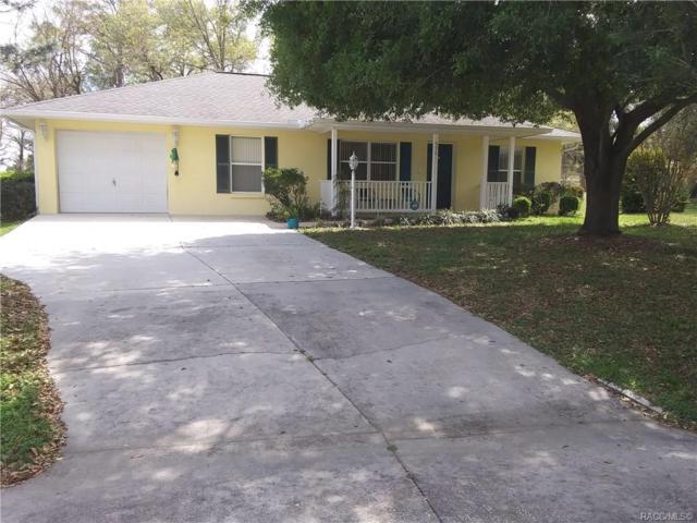 996 W Colbert Court, Beverly Hills, FL 34465 (MLS #781357) :: Pristine Properties