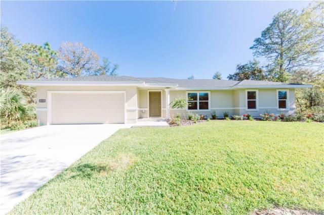 121 N Croft Avenue, Inverness, FL 34453 (MLS #781369) :: Plantation Realty Inc.