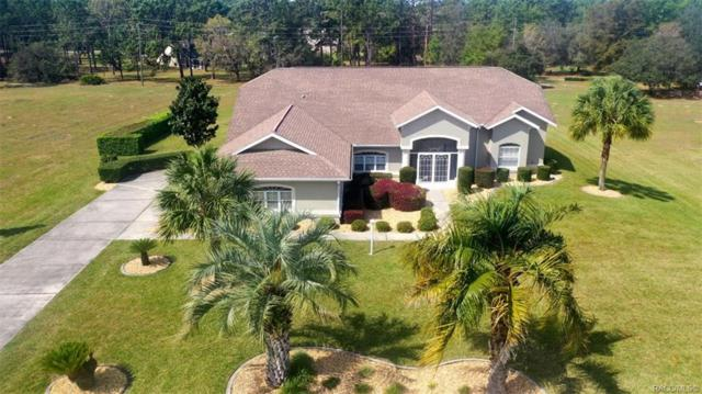 1030 N Man O War Drive, Inverness, FL 34453 (MLS #781448) :: Plantation Realty Inc.