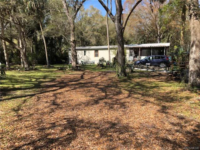 5851 SE 195th Place, Inglis, FL 34449 (MLS #781455) :: Pristine Properties