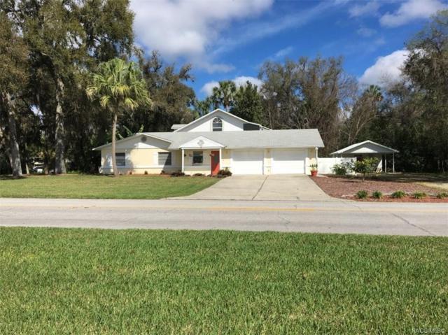 4015 N Woodland Point, Crystal River, FL 34428 (MLS #781480) :: Pristine Properties