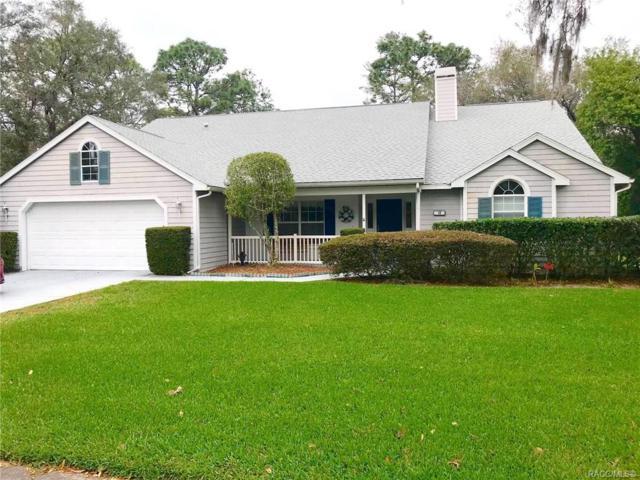 18 Laurelcherry Court, Homosassa, FL 34446 (MLS #781485) :: Plantation Realty Inc.