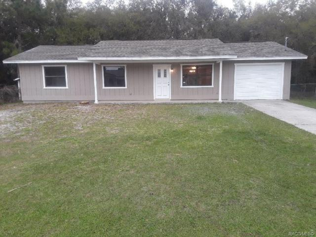 4090 N Little Hawk Point, Crystal River, FL 34428 (MLS #781493) :: Pristine Properties