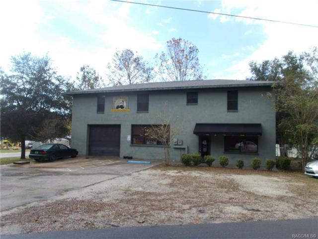 700 S Smith Avenue, Inverness, FL 34453 (MLS #781498) :: Plantation Realty Inc.