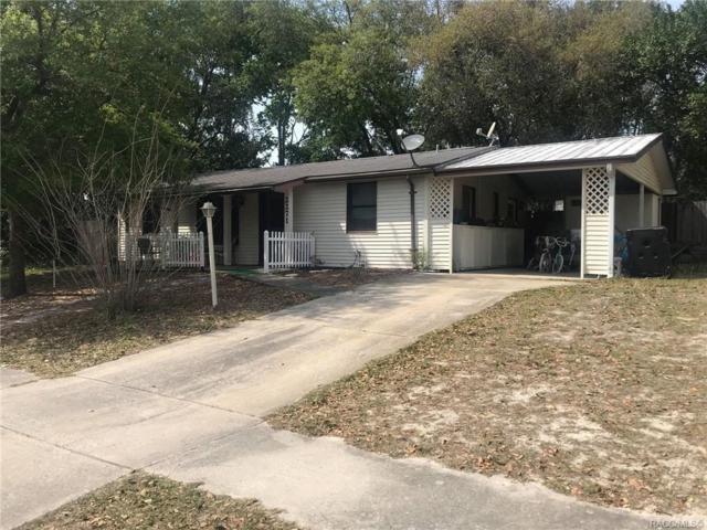 2271 W Devon Drive, Citrus Springs, FL 34434 (MLS #781503) :: Plantation Realty Inc.