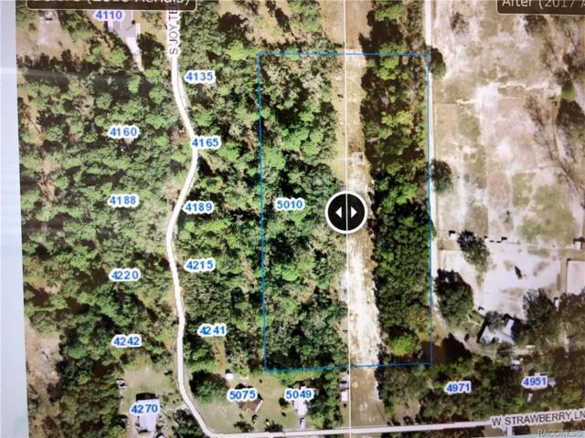 5010 W Grover Cleveland Boulevard, Homosassa, FL 34446 (MLS #781509) :: Plantation Realty Inc.
