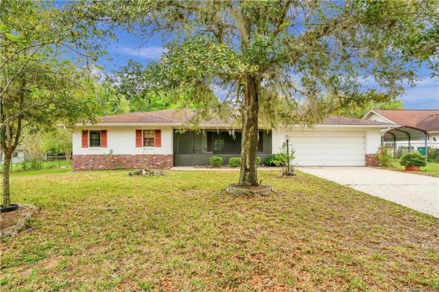 218 Poinsettia Avenue, Inverness, FL 34452 (MLS #781535) :: Plantation Realty Inc.