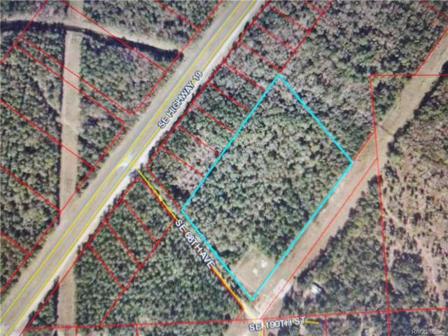 0 SE 68th Avenue, Inglis, FL 34449 (MLS #781539) :: Plantation Realty Inc.