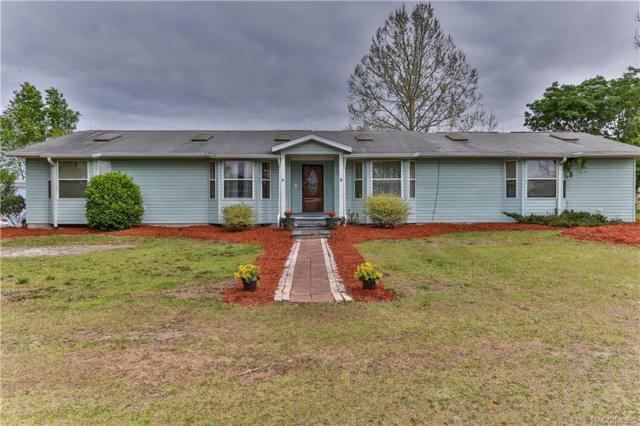 8221 N Shetland Lane, Floral City, FL 34436 (MLS #781636) :: Plantation Realty Inc.
