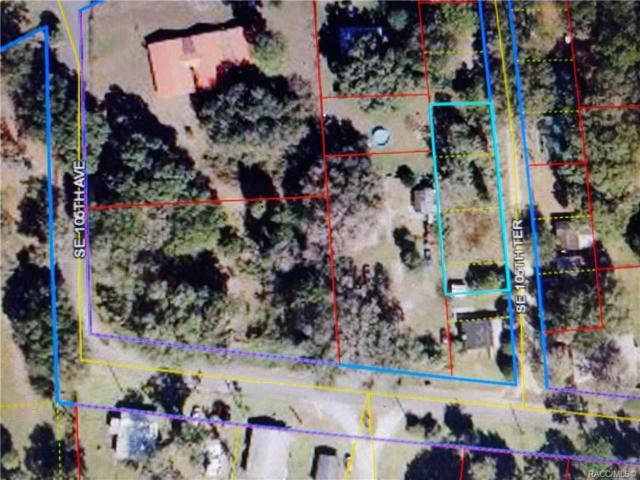 0 SE 105th Terrace, Inglis, FL 34449 (MLS #781671) :: Plantation Realty Inc.