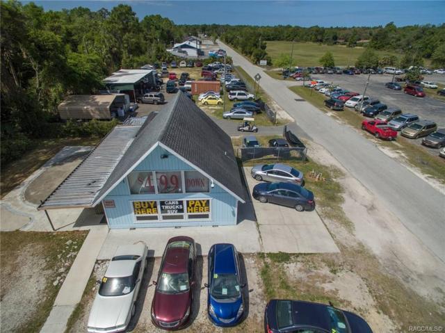 1756 S Suncoast Boulevard, Homosassa, FL 34448 (MLS #781717) :: Pristine Properties