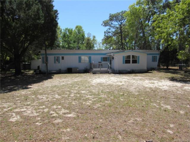 2616 E Venus Street, Inverness, FL 34453 (MLS #781724) :: Plantation Realty Inc.