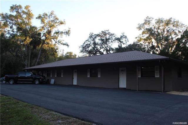 121 NW Crystal Street, Crystal River, FL 34428 (MLS #781737) :: Pristine Properties