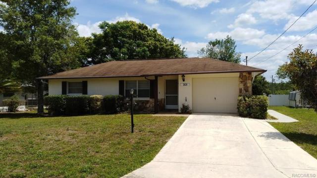 205 S Jeffery Street, Beverly Hills, FL 34465 (MLS #781750) :: Plantation Realty Inc.