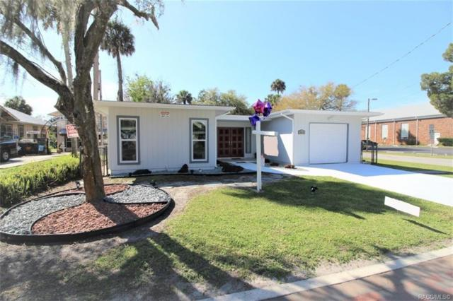 660 N Citrus Avenue, Crystal River, FL 34428 (MLS #781790) :: Plantation Realty Inc.