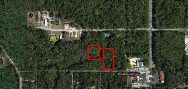 000 NW 2nd Ave. & 10th Street, Crystal River, FL 34428 (MLS #781797) :: Plantation Realty Inc.