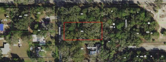 lot 372 NE 5th Avenue, Crystal River, FL 34428 (MLS #781824) :: Pristine Properties