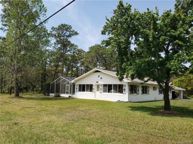 7695 W Miss Maggie Drive, Homosassa, FL 34448 (MLS #781924) :: Plantation Realty Inc.
